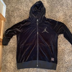 OVO Air Jordan zip up